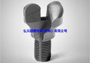 PDC二翼锚杆钻头(半片)28