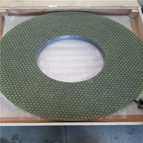 金刚石磨盘弘元超硬材料 陶瓷金刚石磨盘 CBN双端面研磨盘