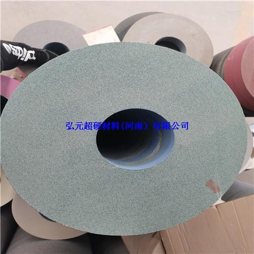 绿碳化硅砂轮 磨合金砂轮